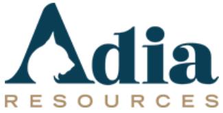 Adia Resources