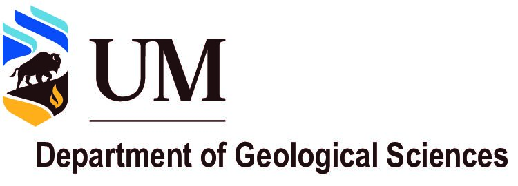 University of Manitoba – Department of Geological Sciences